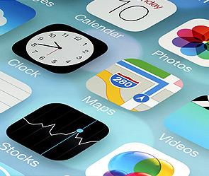 Негативные отзывы о дизайне iOS 7