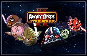 Новые птички в Angry Birds Star Wars 2