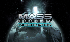 Mass Effect: Infiltrator Windows Phone
