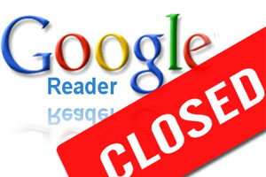 Закрытие Google Reader - весенняя чистка и ее последствия