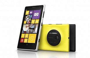 Фото Nokia Lumia 1020